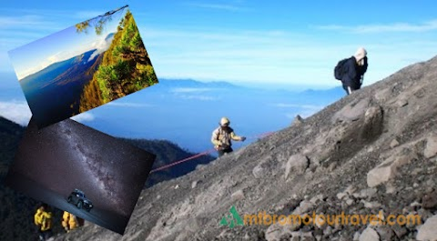 Mount Semeru Hiking Package and Bromo Milky Way Tour 4 days