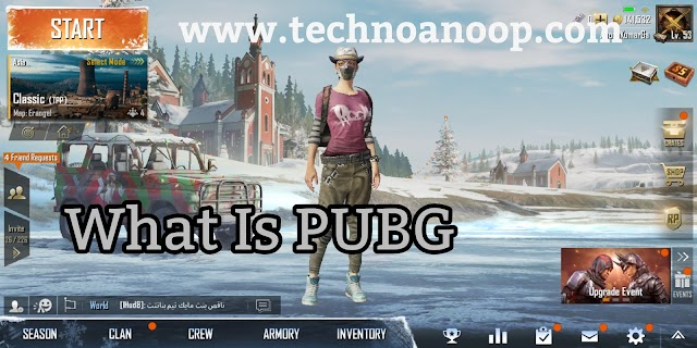 What is PUBG ?