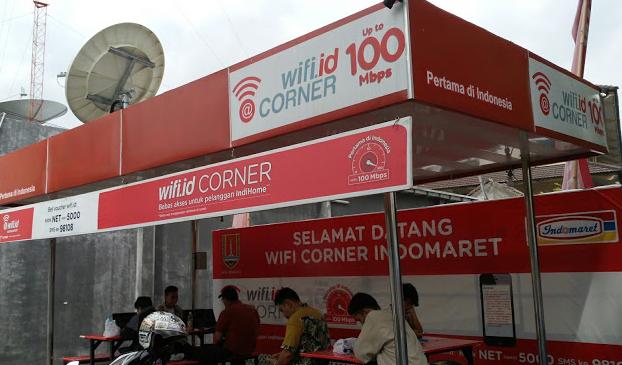 wifi corner