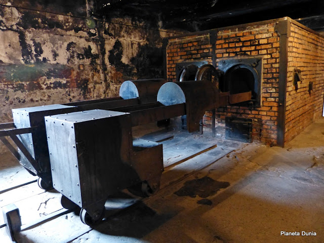 Reconstrucción Auschwitz