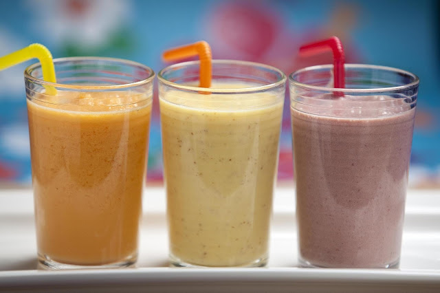 Recetas de batidos de proteínas y frutas