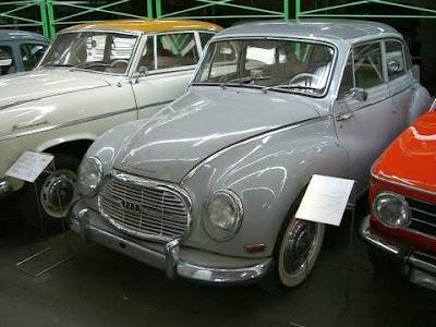 Modelo Audi clasico
