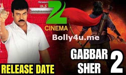 Gabbar Sher 2 2017 DTHRip 800MB Hindi Dubbed x264 Watch Online Full Movie Download bolly4u