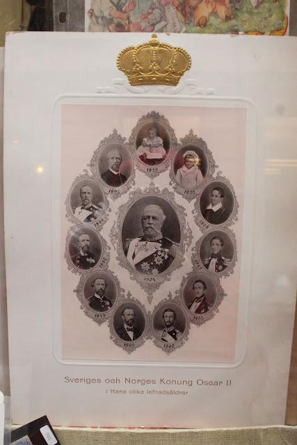Swedish royals, stockholm