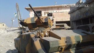 Στον δεύτερο μήνα της η τουρκική εισβολή στην Συρία, χωρίς αποτέλεσμα για την Άγκυρα