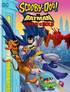 Ver ¡Scooby-doo! y el intrépido Batman (2018) Gratis Online