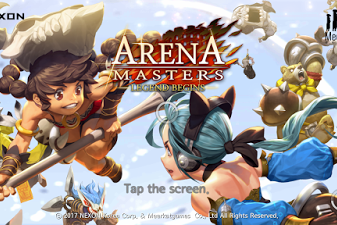 Download Game Android Arena Masters:Legen Begins