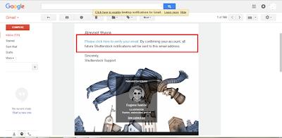 cara verifikasi email shutterstock sebagai kontributor agar diterima