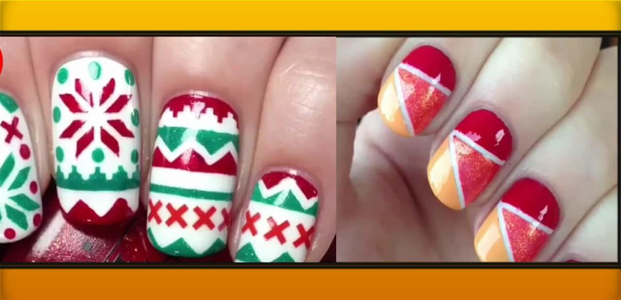 Nail Art: Nail Polish Design | Nail Designs | Design No#2 | Tanveer ...