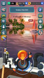 free Fishing Hook Mod Apk