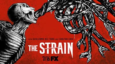 The Strain Season 4 Banner Poster 1