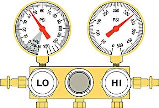 Pressure Gauge  AC