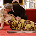 Love is noticeable all around as Goldie Hawn and Kurt Russell get stars on Hollywood Walk of Fame