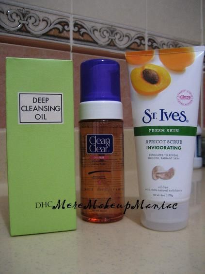 Deep Cleansing Oil by DHC #12