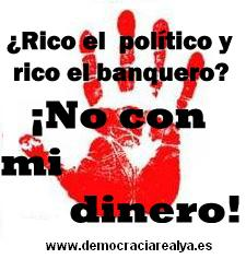 Logo democraciarealya.es
