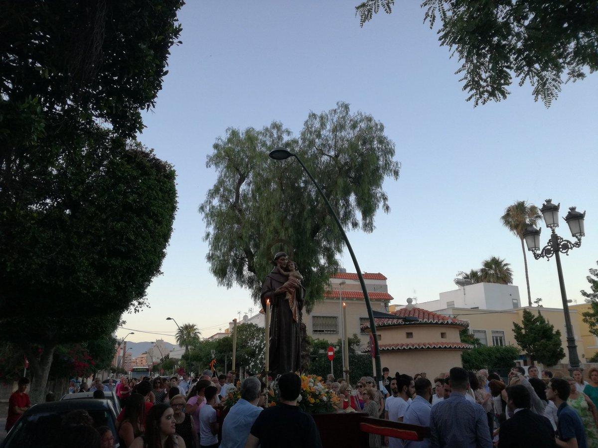 Hermandad del encuentro san antonio de padua recorri for Barrio ciudad jardin madrid