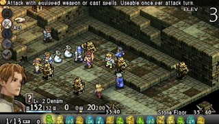 Tactics Ogre: Let Us Cling Together PPSSPP PSP ISO Rom Download