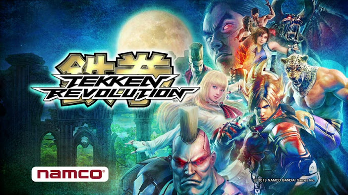 Tekken Revolution PSN (EUR) PS3 ISO