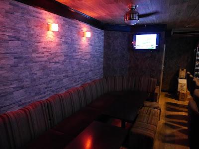 Inside the Nagoya gay bar, Sun Set Cafe