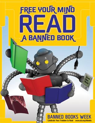 Banned Books Week - September 24 - October 1, 2011