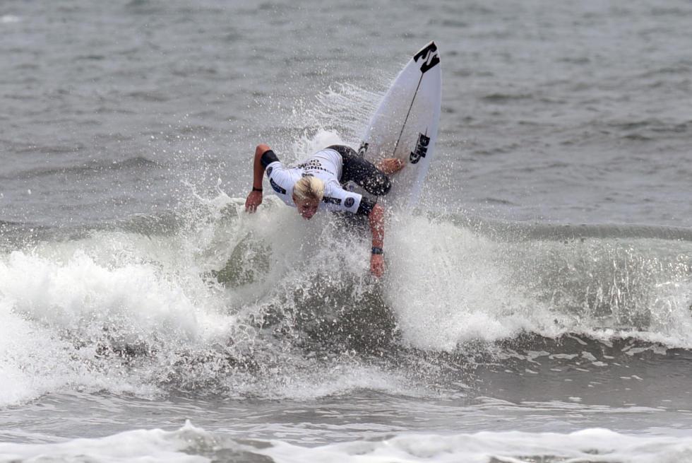 2 Ethan Ewing Ichinomiya Chiba Open foto WSL Bennett