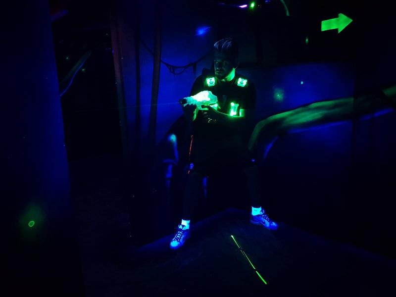 Laser Game Pavillons-sous-Bois