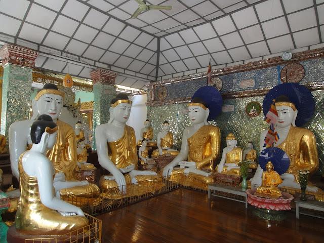 shwedagon pagoda pictures