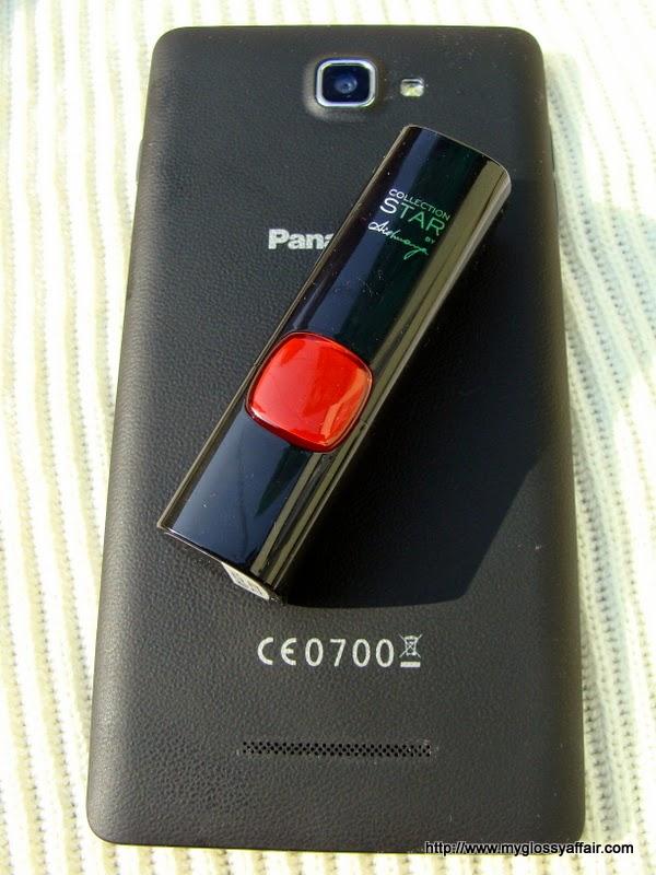 Loreal Color Riche Star Red Lipstick Collection – Pure Brick