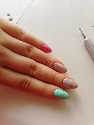lakiery hybrydowe | paznokcie | hybrydy | pomysły na paznokcie | tutorial