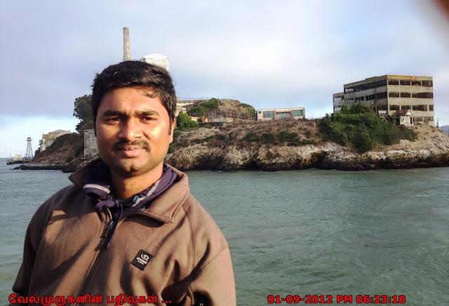 SFO Alcatraz Tour