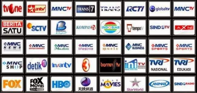 Aplikasi Android untuk Live Streaming TV Online Indonesia