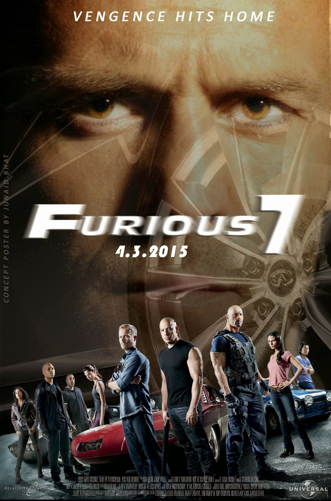fast and furious 7 full movie for free download