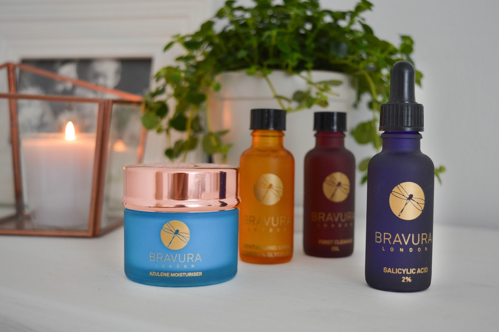 Review of Bravura London Skincare, UK beauty blog, Bravura London, Dalry Rose