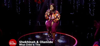 Shekhinah ft. Olamide - What Child Is This mp3 download
