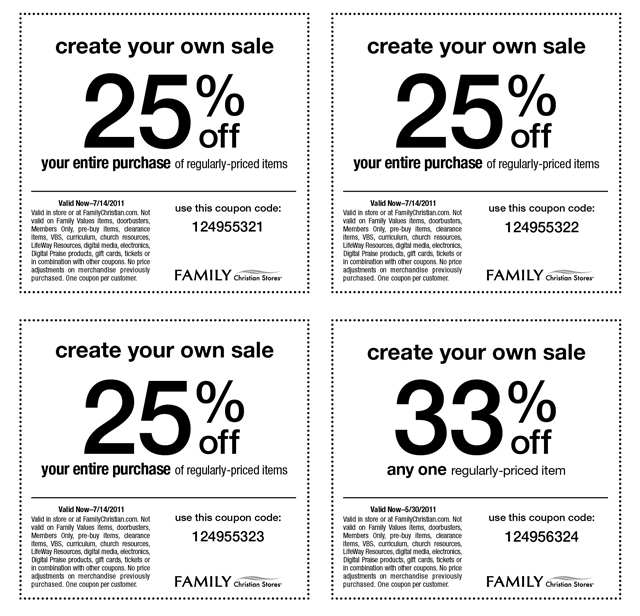 family christian store printable coupons