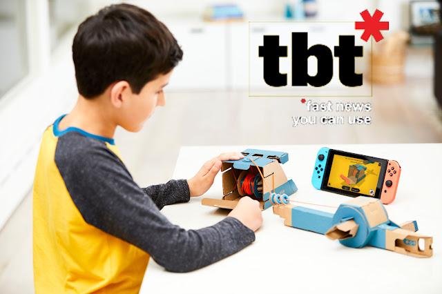 Nintendo Labo Starter Guide: 9 Hal yang Perlu Diketahui