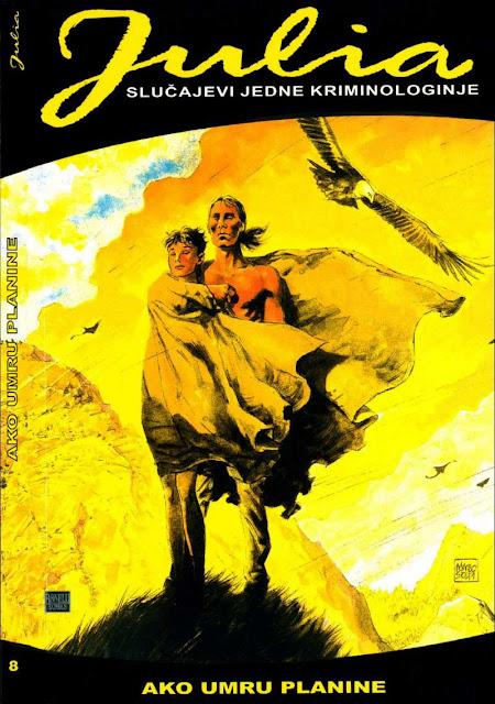 Ako umru planine - Van Gogh - Julia
