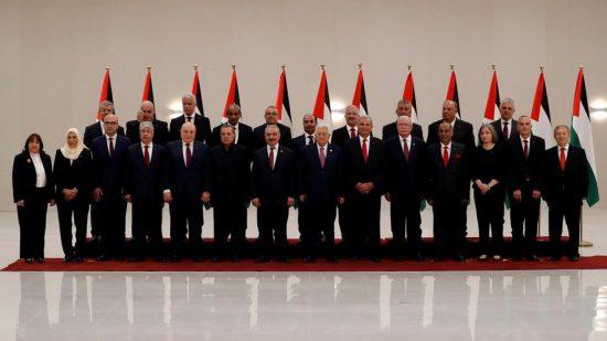 تارودانت بريس - Taroudantpress :الحكومة الفلسطينية الجديدة تؤدي اليمين