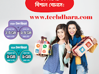 Airtel 100% bonus on internet data