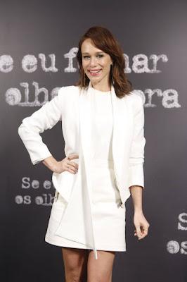 Mariana Ximenes é Adalgisa na minissérie que estreia no próximo dia 15/4