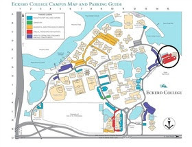 Eckerd College Map The PEL Connector: Feb 28 2 4 p.m. FREE Event for current PEL  Eckerd College Map