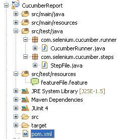Starting With Selenium WebDriver: Custom Cucumber Reporting Using Maven