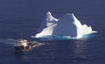 Dubai wants to tow an iceberg from Antarctica to Middle East
