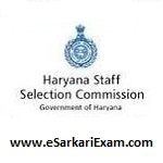 HSSC Constable/SI Recruitment 2018