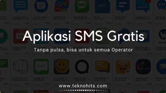 Aplikasi SMS Gratis Android