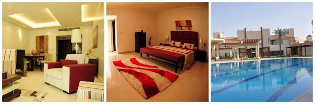 luxury housesit qatar