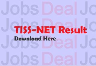 TISSNET Result 2017