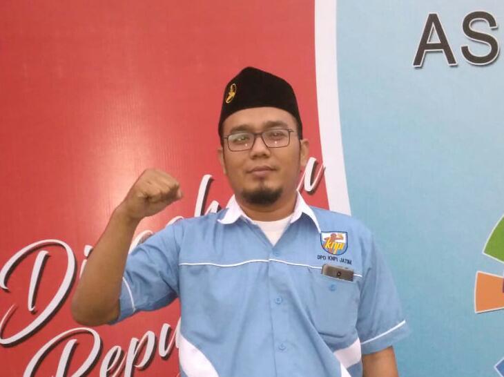 """Sekretaris DPD KNPI Jawa Timur """"No-Politik SARA, Yes Politik Program Pilpres 2019"""""""