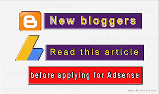 How to get Fast Adsense  Approved for Blogspot