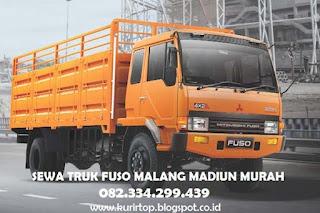JASA SEWA TRUK FUSO MALANG MADIUN